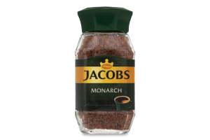 Кава натуральна розчинна сублімована Monarch Jacobs с/б 48г
