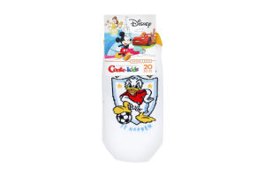 Носки дет Conte-kids Disney 17С171 белый р20 368