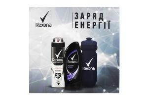 Набор подарочный Заряд Энергии Rexona 3шт/уп