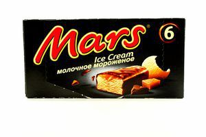 Морозиво Mars Вершкове 6*41,8г