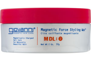 Giovanni Magnetic Force Styling Wax
