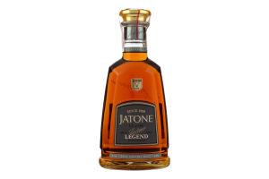 Коньяк 0.5л 40% четыре звезды Legend Jatone бут