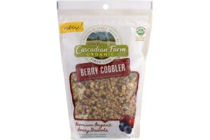 Cascadian Farm Organic Berry Cobbler Granola