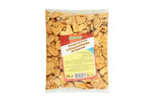 Печиво затяжне на фруктозі Зоологічне Здраво м/у 300г