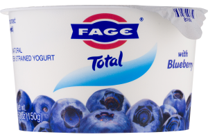 Fage Total Greek Strained Yogurt Blueberry