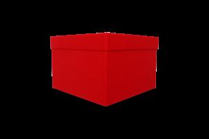 Коробка флористическая большая