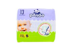 "Підгузники ""PANDA"" junior 13шт /Bella/"