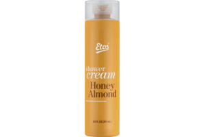 Etos Shower Cream Honey Almond