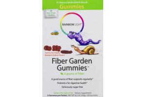 Rainbow Light Fiber Garden Dietary Supplement Gummies - 120 CT