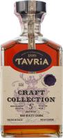 Коньяк 0.5л 40% П'ять зірочок Craft Collection Таврія пл