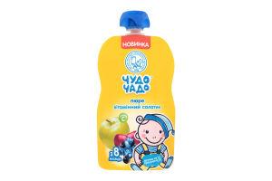 Пюре для детей от 8мес фруктово-ягодное Витаминный салатик Чудо-Чадо д/п 90г