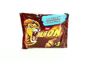 Вафли Lion карамель Nestle 126г