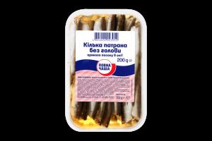 Килька Повна Чаша пряного посола б/г