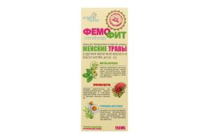 Пенка для интимной гигиены Женские травы Фемофит 250мл