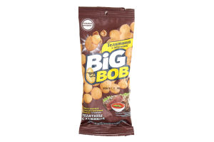 Арахіс BiG BOB солоний в хрусткій оболонці зі смаком телятини з аджикою 60г