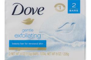 Dove Beauty Bar Soap - 2 CT