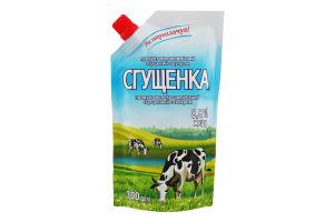 Продукт молоковмісний згущений 8.5% з цукром Ічня д/п 300г