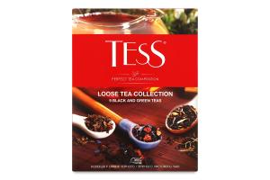 Набор чай Tess 355гр асортi
