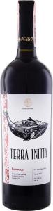 Вино 0.75л 13% червоне напівсолодке Banovani Terra Initia пл