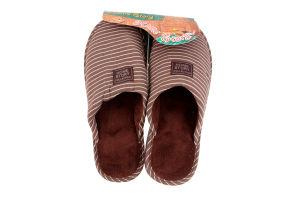 Взуття домашнє Home Story чоловіче 81391-ЕС р.41-46