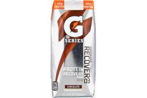 Gatorade G Series Recover 03 Chocolate Protein Recovery Shake