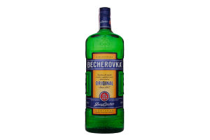 Настойка ликерная 1л 38% Original Becherovka бут