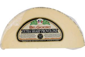 BelGioioso Cheese Provolone Extra Sharp