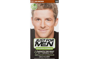 Just For Men Easy Lather-In Haircolor Ash Brown