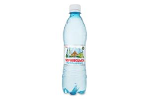 Вода питна негазована Чернівецька п/пл 0.5л