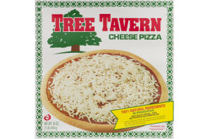 Tree Tavern Cheese Pizza
