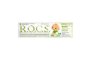 Зубная паста детская Душистая ромашка Baby R.O.C.S. 45г