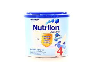 Суміш Nutricia Nutrilon дитяче молочко 4 від 18міс.350г