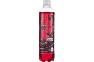 Ahold Flavored Sparkling Water Beverage Black Raspberry
