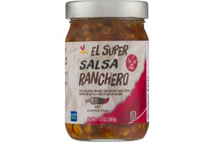 Ahold El Super Salsa Ranchero Hot