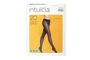 Колготки жіночі Intuicia Fashion Top 20den 3 vizone