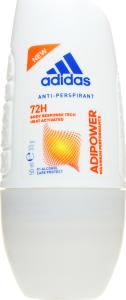 Дезодорант-антиперспірант кульковий Adipower Adidas 50мл