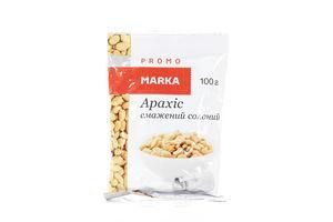 Арахис жареный соленый Promo Marka м/у 100г