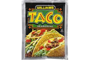 Williams Taco Seasoning