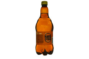 Пиво світле Хард Цитрус ппб 0,9л