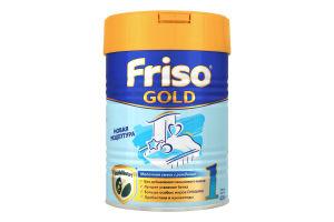 Смесь молочная сухая для детей с рождения до 6 месяцев 1 Gold Friso ж/б 400г