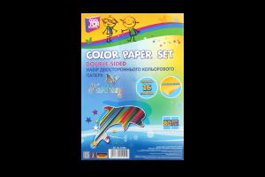 Папір CoolForSchool кольоровий двосторон. 16арк.арт.21101 х6