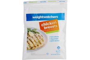Weight Watchers Chicken Breasts - 6 CT