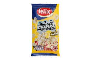Попкорн зі смаком вершкового масла для НВЧ Felix м/у 90г