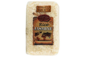 Рис Жасмин World's Rice м/у 1000г