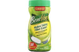 Benefiber Fiber Supplement Powder 38 Servings