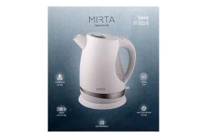 Чайник електричний Mirta KT-1035W