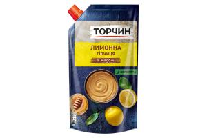 Горчица Торчин Лимонная