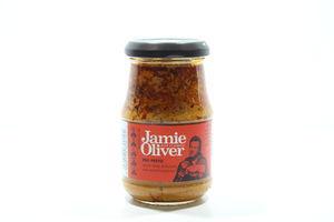 Соус песто красный с вялеными томатами Jamie Oliver с/б 190г