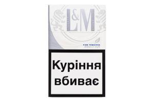 Сигареты с фильтром Silver Label L&M 20шт