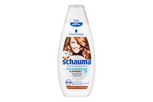 Шампунь для волос против перхоти Х3 Almondmilk Anti-Dandruff Schauma 400мл